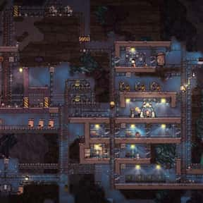 Oxygen Not Included is listed (or ranked) 4 on the list The Best Base Building Games On Steam