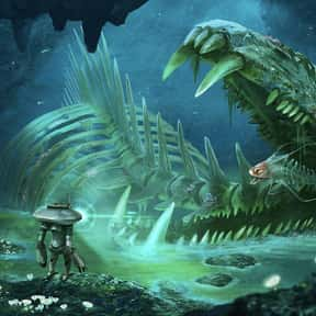 Subnautica is listed (or ranked) 2 on the list The Best Base Building Games On Steam