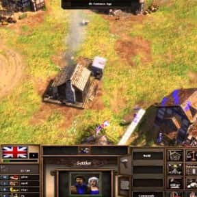 Age Of Empires III: Complete C is listed (or ranked) 11 on the list The Best Base Building Games On Steam