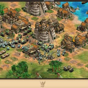 Age Of Empires II HD is listed (or ranked) 10 on the list The Best Base Building Games On Steam