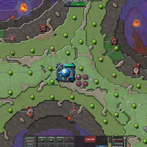 Creeper World 3: Arc Eternal is listed (or ranked) 18 on the list The Best Base Building Games On Steam