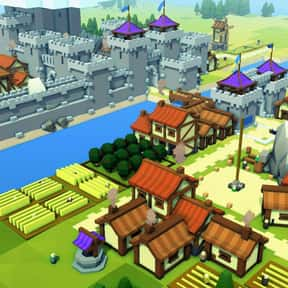 Kingdoms And Castles is listed (or ranked) 13 on the list The Best Base Building Games On Steam