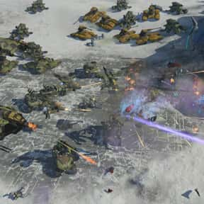 Halo Wars: Definitive Edition is listed (or ranked) 21 on the list The Best Base Building Games On Steam