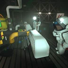 Stationeers is listed (or ranked) 14 on the list The Best Base Building Games On Steam