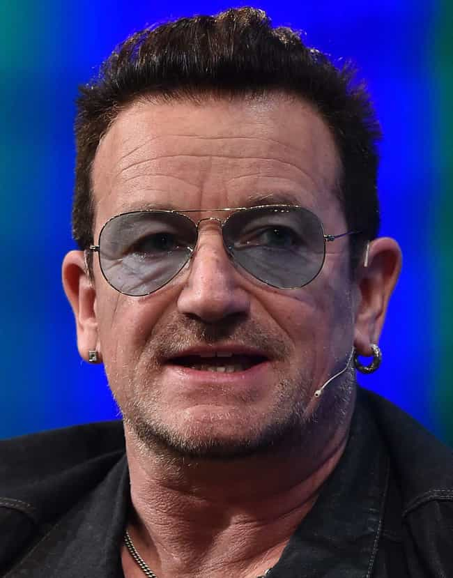 He Claimed The Beatles As Iris... is listed (or ranked) 1 on the list Bono Quotes That The World Could Definitely Live With Or Without
