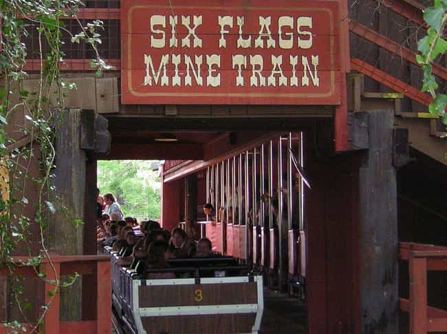 The Name Refers To A Piece Of ... is listed (or ranked) 4 on the list Six Flags Secrets Only People Who Work There Can Tell You