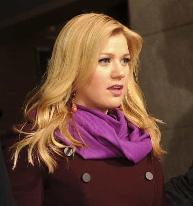 Kelly Clarkson Worked At Six F... is listed (or ranked) 2 on the list Six Flags Secrets Only People Who Work There Can Tell You