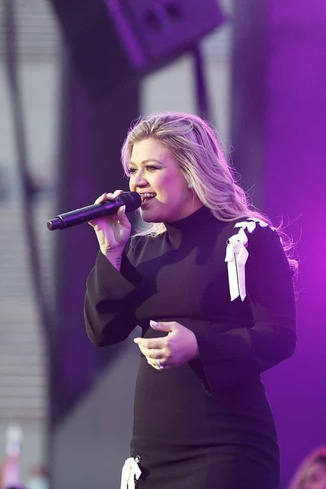 Kelly Clarkson Worked At... is listed (or ranked) 2 on the list Six Flags Secrets Only People Who Work There Can Tell You