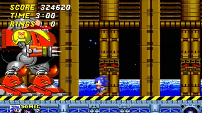 Death Egg Robot is listed (or ranked) 4 on the list List of All Sonic 2 Bosses Ranked Best to Worst