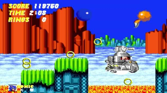 Submarine Eggman is listed (or ranked) 3 on the list List of All Sonic 2 Bosses Ranked Best to Worst
