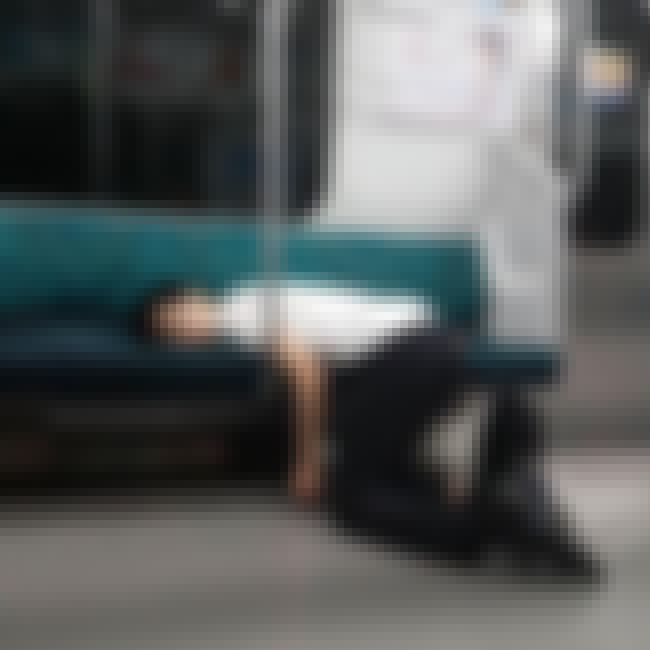 It Was Obviously A Long Day At... is listed (or ranked) 4 on the list City Subway Creatures Documents The Metro's Weirdest Riders, And It's Both Disturbing And Glorious