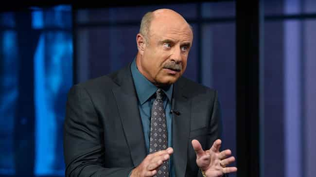 He Was Accused Of Sexual Assau... is listed (or ranked) 4 on the list Going On Dr. Phil Could Actually Make Your Problems Worse