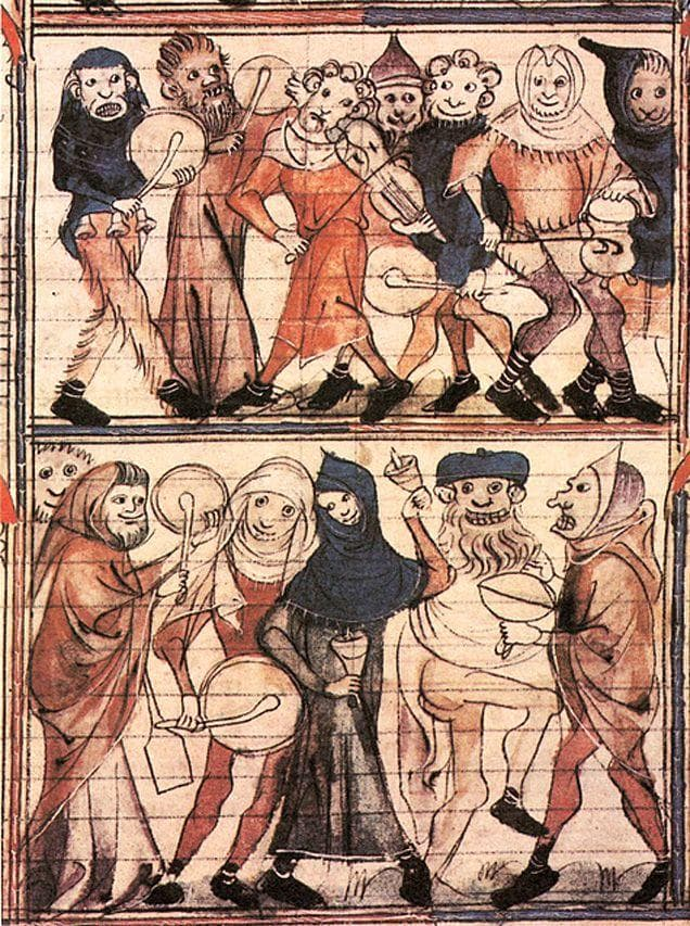 Random Things of The Medieval Feast Of Fools Was So Extreme Catholic Church Was Forced To Ban It