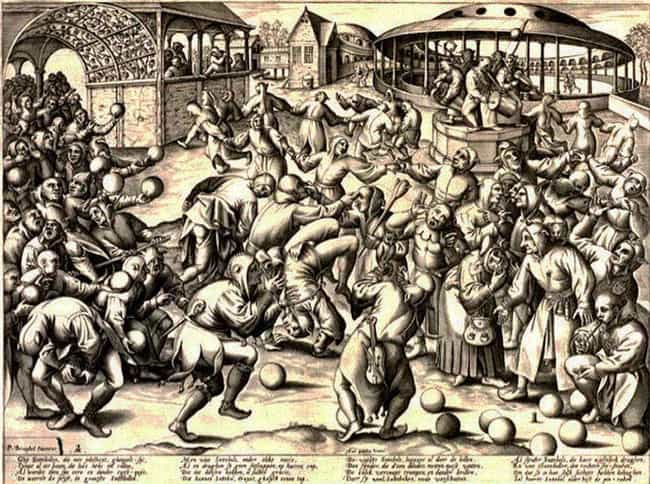 The Catholic Church Banned The... is listed (or ranked) 4 on the list This Medieval Feast Of Fools Was So Extreme The Catholic Church Was Forced To Ban It