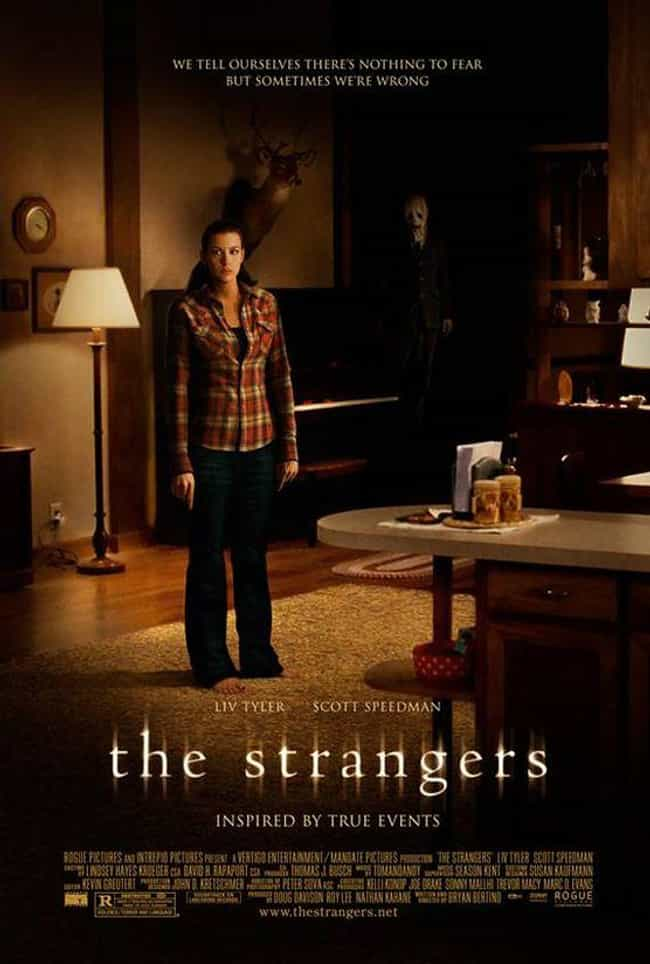 The Events Inspired A Ho... is listed (or ranked) 3 on the list The Unsolved Keddie Cabin Murders Are The Grisly Inspiration For 'The Strangers'