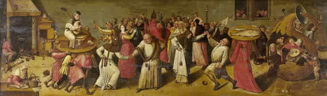 Monks And Nuns Were The Wildes... is listed (or ranked) 2 on the list This Medieval Feast Of Fools Was So Extreme The Catholic Church Was Forced To Ban It