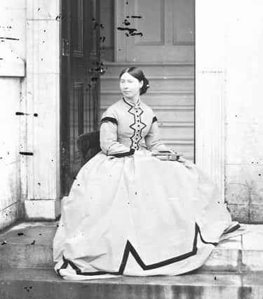 Dresses Were Basically Made Of Kindling