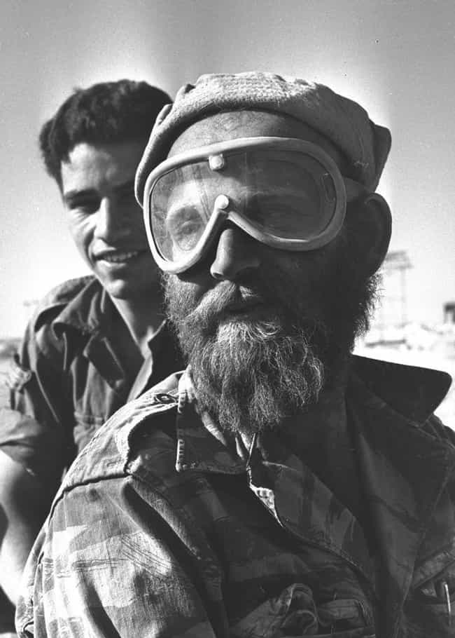 The Whole Thing Started Over A... is listed (or ranked) 1 on the list How Israel Won The Six-Day War
