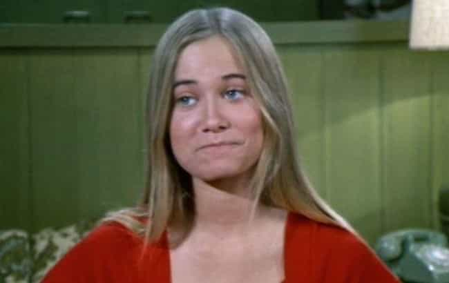 Marcia Had Sex For Cocaine At ... is listed (or ranked) 1 on the list The Real Cast of the Brady Bunch Led Extremely Tragic Lives Behind The Scenes