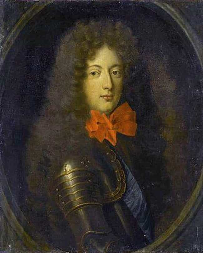 Philippe Had Numerous Male Lov... is listed (or ranked) 4 on the list Louis XIV's Younger Brother Was Raised Feminine So He Wouldn't Compete For The Crown