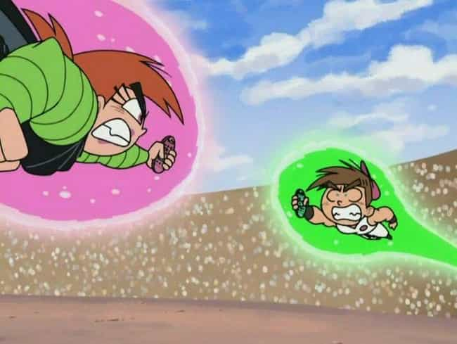 'The Fairly OddParents'... is listed (or ranked) 4 on the list Anime References In Your Favorite Cartoons You Might Have Missed