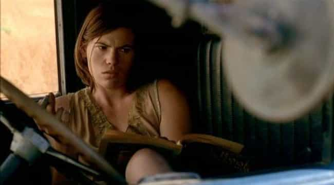 She's Focused On Televisio... is listed (or ranked) 1 on the list What Ever Happened To Clea DuVall?