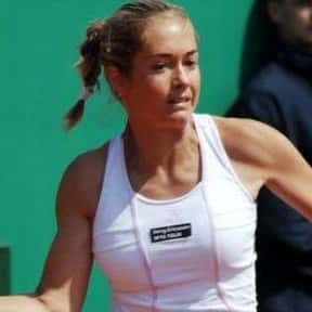 Klara Zakopalova is listed (or ranked) 24 on the list The Shortest Women's Tennis Players Of All Time, Ranked