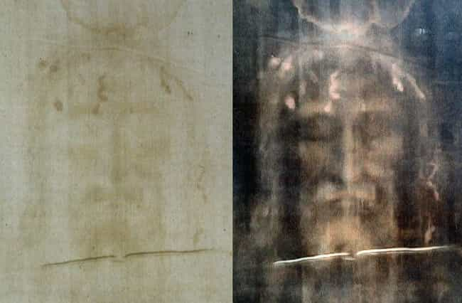 The Shroud Of Turin May Have B... is listed (or ranked) 1 on the list Here Is All The Physical Evidence That Jesus Christ Was A Real Person