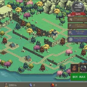 Realm Grinder is listed (or ranked) 2 on the list The Best Idle And PC Clicker Games On Steam