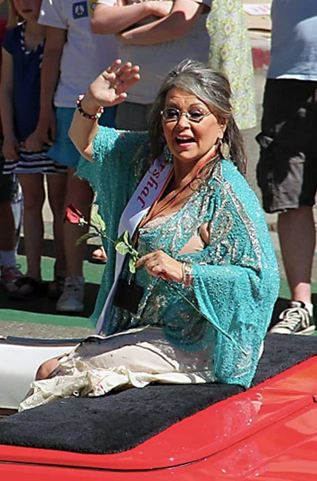She Messed Up The Nation... is listed (or ranked) 4 on the list Things Most People Don't Know About Roseanne Barr