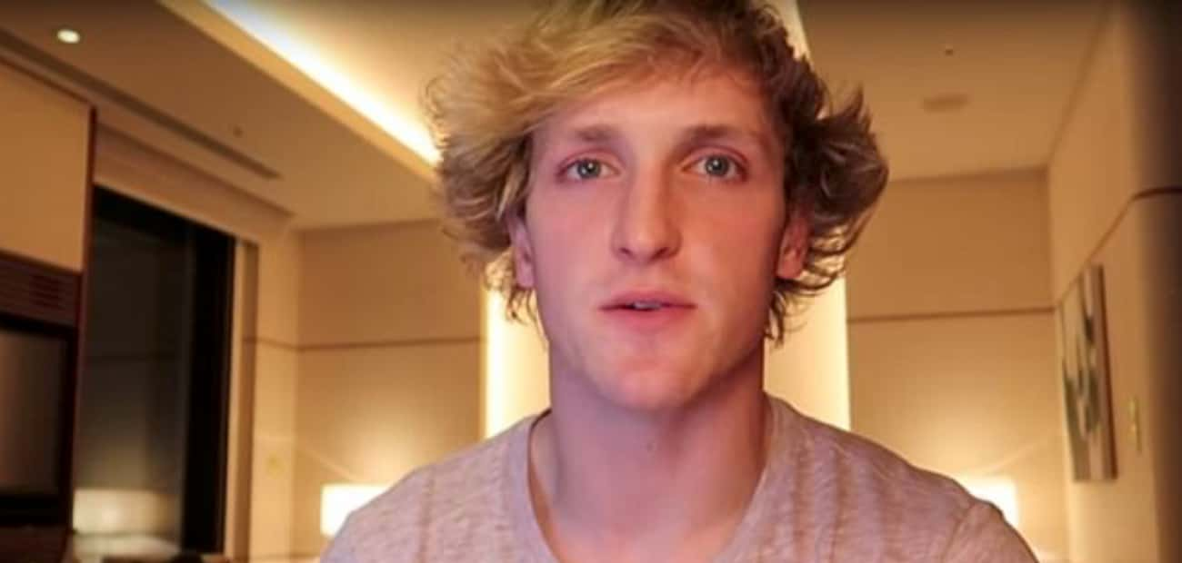 Logan Paul Made A Lot Of Money is listed (or ranked) 4 on the list YouTube Is An Evil Hellscape Of Content That's Hurting Children