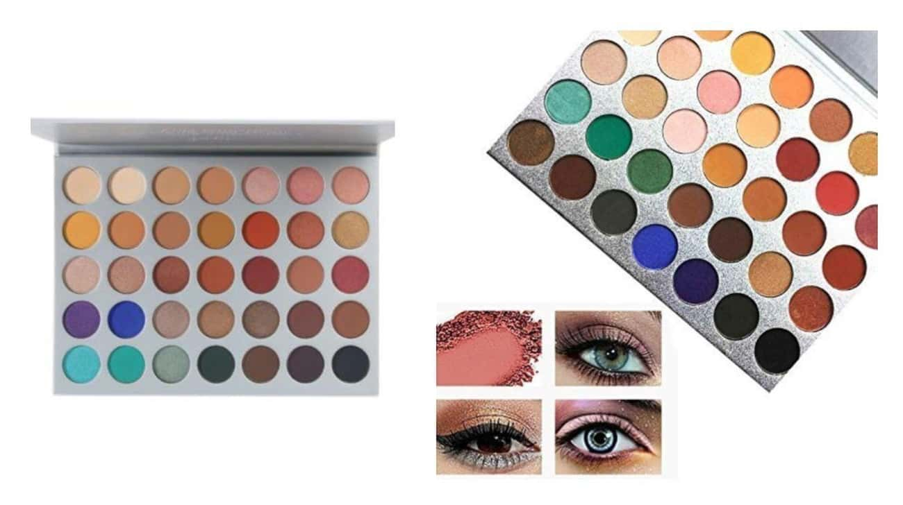 Jaclyn Hill Morphe Palette Ver is listed (or ranked) 4 on the list The Best Eyeshadow Dupes For Cult Favorite Palettes