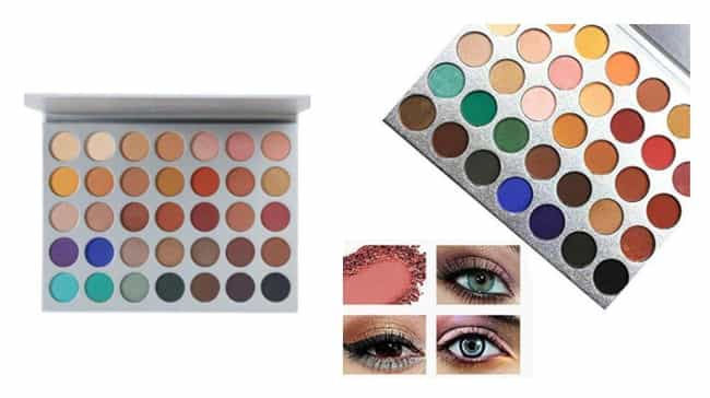Jaclyn Hill Morphe Palet... is listed (or ranked) 4 on the list The Best Eyeshadow Dupes For Cult Favorite Palettes