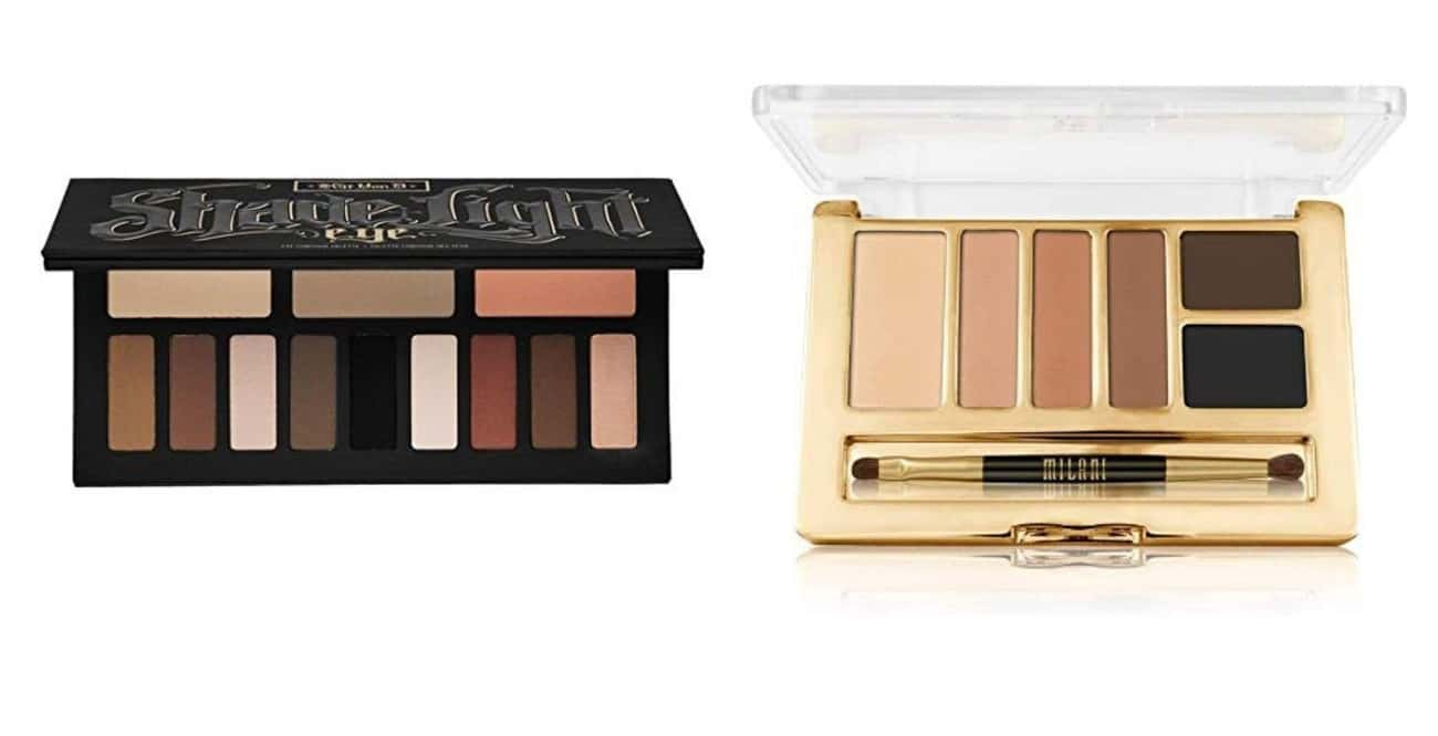 Kat Von D Shade + Light Eye Co is listed (or ranked) 2 on the list The Best Eyeshadow Dupes For Cult Favorite Palettes