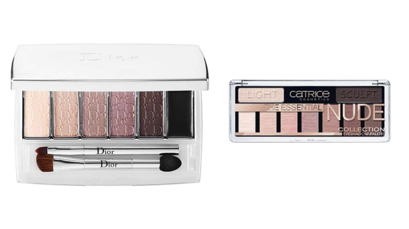 Dior Eye Reviver Backstage Pro is listed (or ranked) 3 on the list The Best Eyeshadow Dupes For Cult Favorite Palettes
