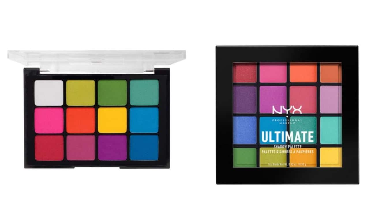 Viseart Eye Shadow Palette Ver is listed (or ranked) 1 on the list The Best Eyeshadow Dupes For Cult Favorite Palettes