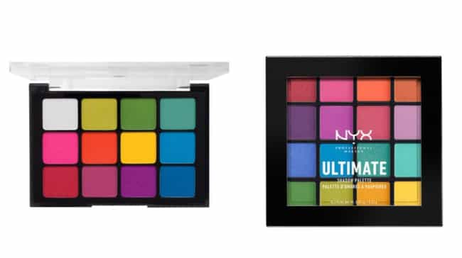 Viseart Eye Shadow Palet... is listed (or ranked) 1 on the list The Best Eyeshadow Dupes For Cult Favorite Palettes