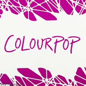 Colourpop Cosmetics is listed (or ranked) 15 on the list The Best Cosmetic Brands