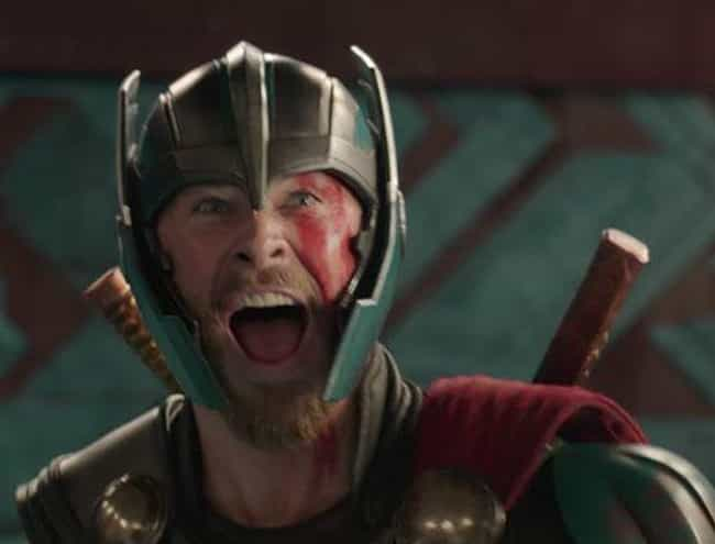 A Young Fan Gave 'Thor: Ragnar... is listed (or ranked) 2 on the list Surprising Facts And Trivia About The MCU Even Die-Hard Fans Don't Know