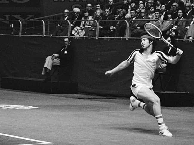 He Subjected A Linesman ... is listed (or ranked) 4 on the list How Superstar John McEnroe Became The Most Hated Tennis Champion of All Time