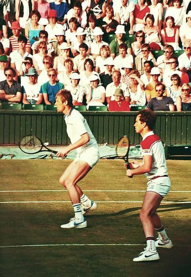He Called An Opponent A ... is listed (or ranked) 1 on the list How Superstar John McEnroe Became The Most Hated Tennis Champion of All Time