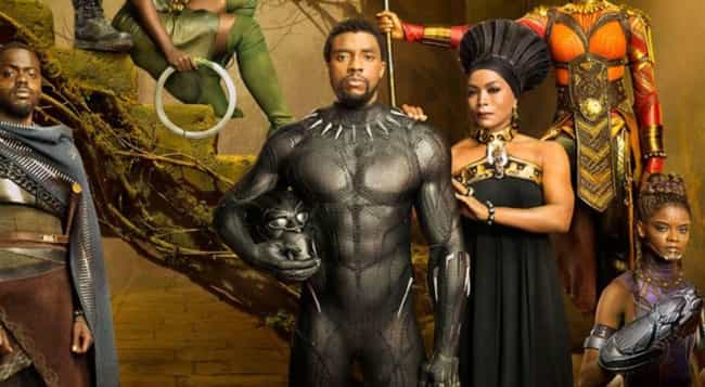 In A Star-Studded Field, T'... is listed (or ranked) 3 on the list Every Little Detail We Know About The Black Panther Movie