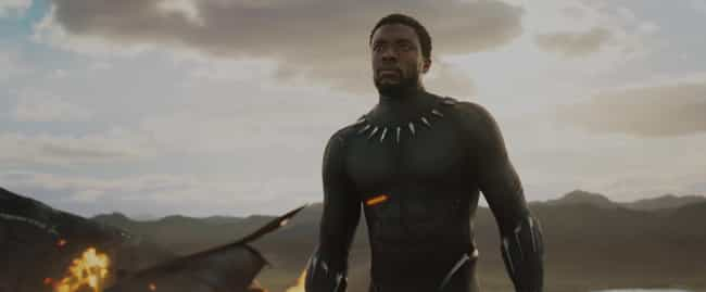 'Black Panther' Marks ... is listed (or ranked) 5 on the list Every Little Detail We Know About The Black Panther Movie