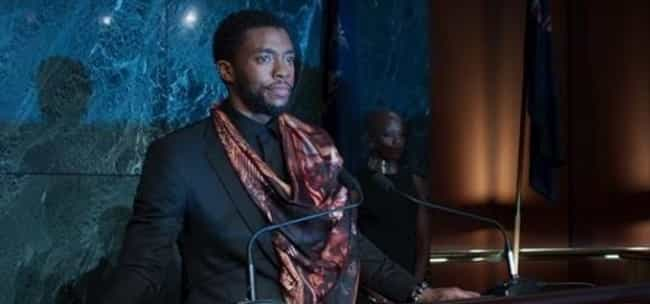 Boseman Portrayed The Characte... is listed (or ranked) 6 on the list Every Little Detail We Know About The Black Panther Movie