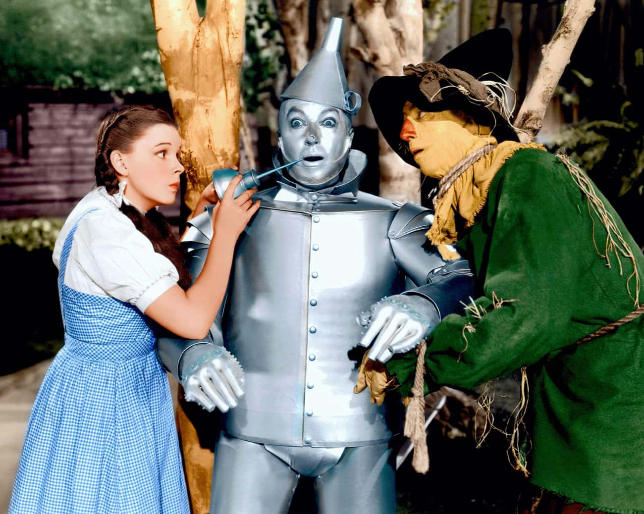 The Tin Man Is The Mistreated  is listed (or ranked) 4 on the list The Secret Political Symbolism You Never Knew Was Hidden Within The Wizard Of Oz