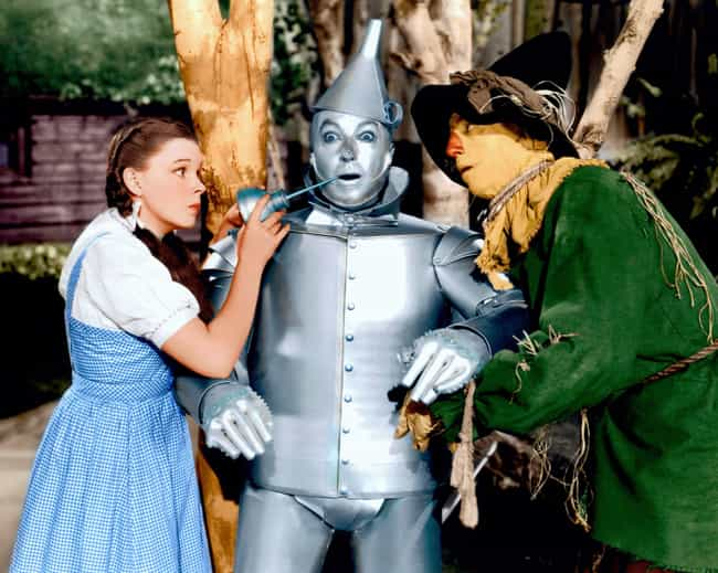 The Tin Man Is The Mistreated ... is listed (or ranked) 4 on the list The Secret Political Symbolism You Never Knew Was Hidden Within The Wizard Of Oz