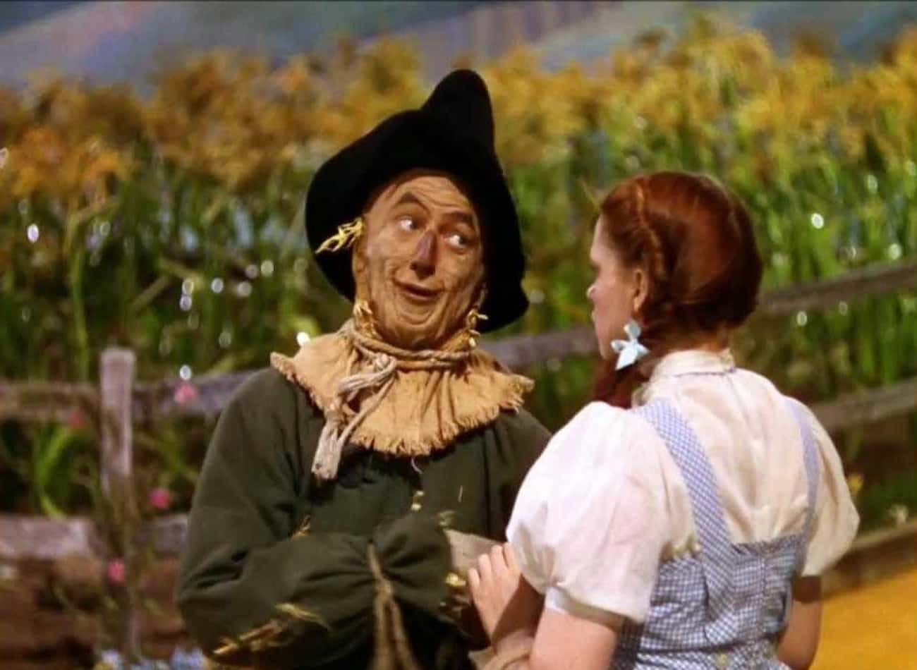 The Scarecrow Represents Midwe is listed (or ranked) 3 on the list The Secret Political Symbolism You Never Knew Was Hidden Within The Wizard Of Oz