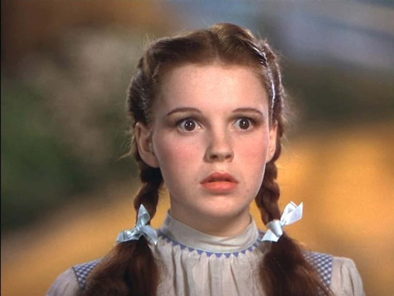 Dorothy Represents The Average American