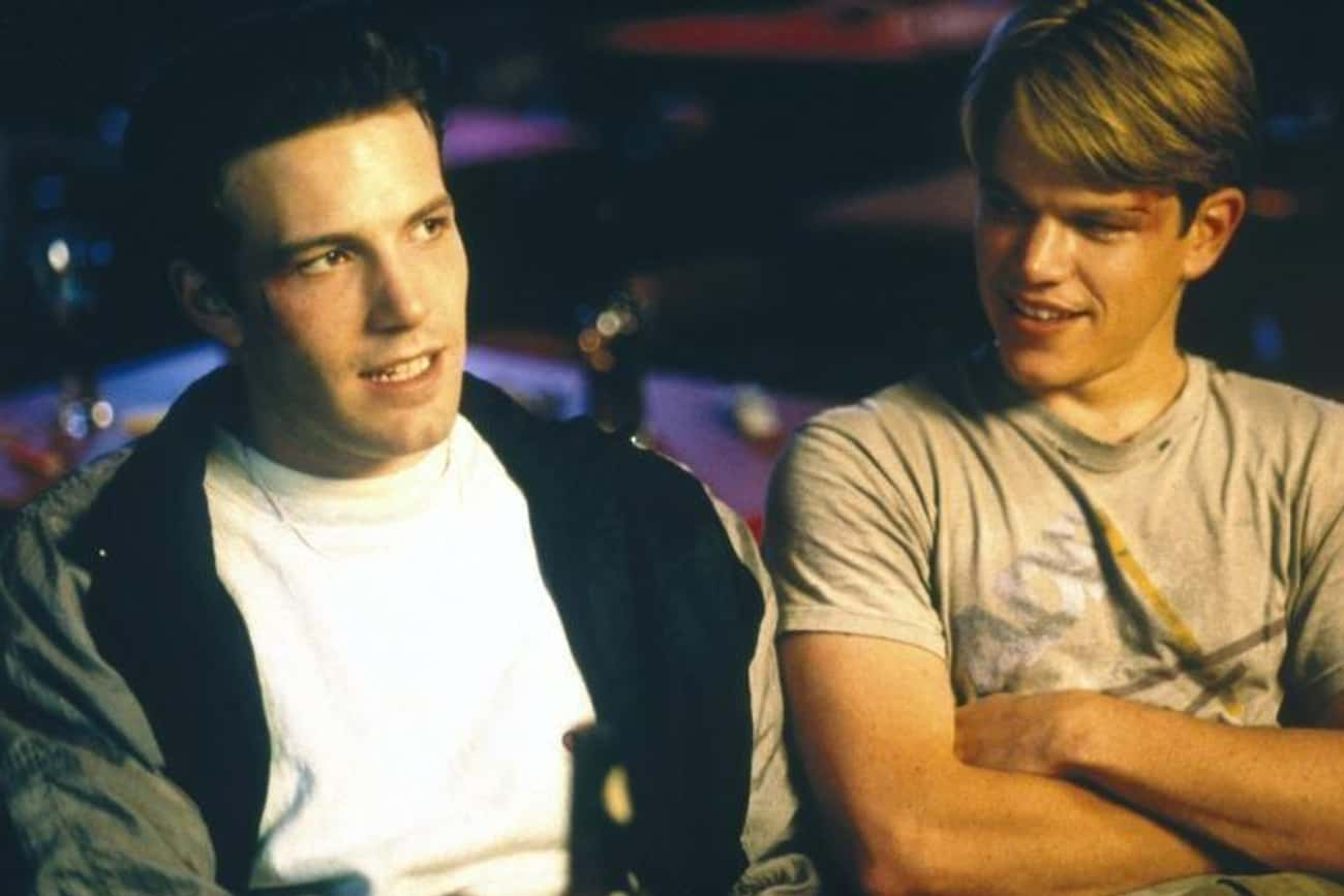 Matt Damon And Ben Affleck is listed (or ranked) 4 on the list Famous Co-Stars Who Became Besties In Real Life