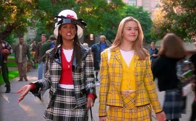 Cher And Dionne From Clueless,... is listed (or ranked) 3 on the list All The Ways Your Childhood TV And Movie Heroes Actually Taught You Horrible Life Lessons
